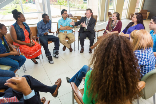 Counseling Group for Drug and Alcohol Addiction Treatment