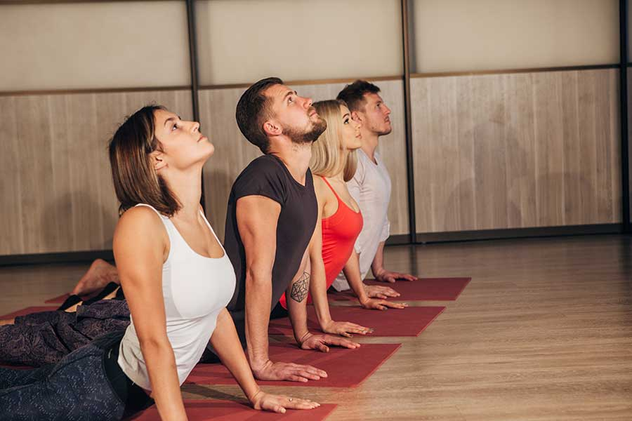 Yoga therapy great addiction to addiction treatment.